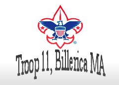 Troop 11 Billerica, MA